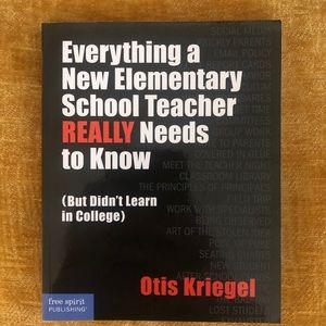Book for New Teacher